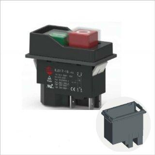 KJD 17 Schalter + inkl. Gummidichtung