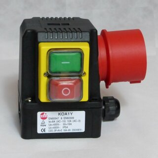 KOA1Y  ~3 / 400 Volt Y Schalter (3 Phasen) bis 4 kW
