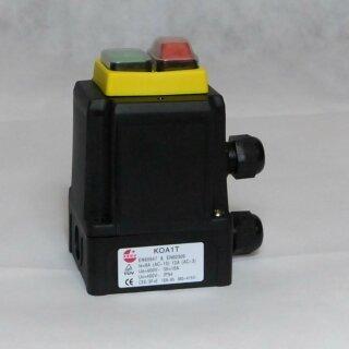 KOA1T  ~3 / 400 Volt (3 Phasen) bis 4 kW Schütz: JD4