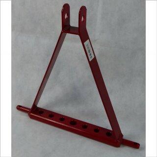 Ackerschienen-Dreipunktaufhängung 90 cm / Kat. 2