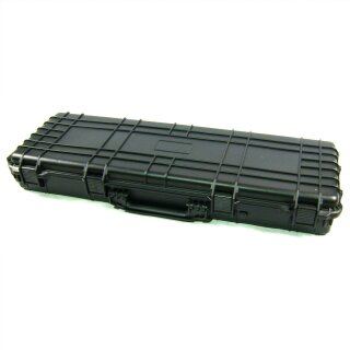 Waffenkoffer / Gewehrkoffer 52 Liter (ehemals 53 Liter) Innenmaße 1165x343x135 mm