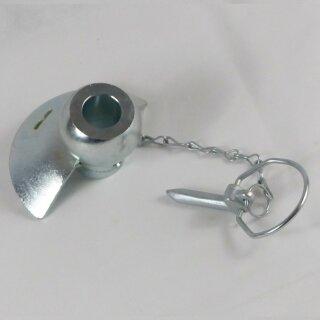 Fangkugel mit Schale 64/28 mm , Kat. 3 auf 2